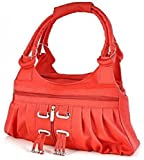 New Eva Women's Shoulder Handbag Red NEW EVA 05