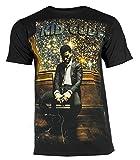 Rockabilia Men's Kid Cudi Sparks T-Shirt