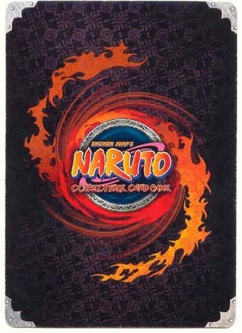 Shonen Jump's Naruto Collectible Cards lot of 200 Cards - 1