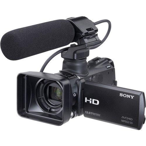 Sony HXR-MC50U Ultra Compact Pro AVCHD Camcorder