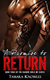 A Promise to Return (Shadow Souls MC Book 3)