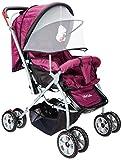 Tiffy & Toffee Baby Stroller Maxtrem (Royal Purple)
