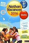 Nathan Vacances Maths - De la 6e vers...