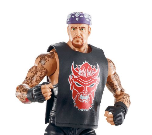 Imagen de WWE Collector Elite Series 18 Figura Undertaker ABA Flashback