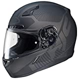 HJC CL-17 Mission Full-Face Motorcycle Helmet (MC-5F, Medium)