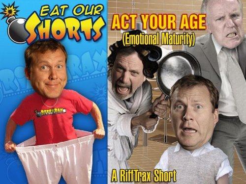RiffTrax Shorts: Volume 3 movie