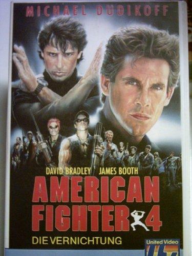 American Fighter 4 - Die Vernichtung [VHS]