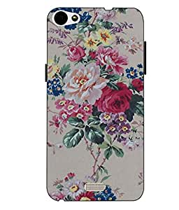 Case Cover Printed Colorful Soft Back Cover For LYF WATER 11