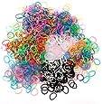 Jacks - Bracelet Pack - Bundle 2900 Elastiques à Tisser - 10 Sachets de Recharges