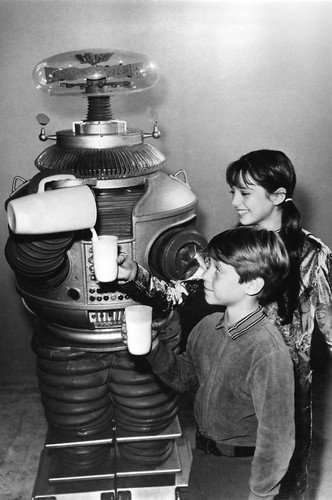 Robot From Lost In Space front-50060