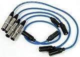 NGK (57132) VWC031 Spark Plug Wire Set