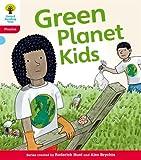 Oxford Reading Tree: Level 4: Floppy's Phonics Fiction: Green Planet Kids