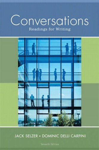 Conversations: Readings for Writing (7th Edition)