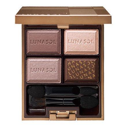 LUNASOL ルナソル セレクション・ドゥ・ショコラアイズ03 Chocolat Raisin