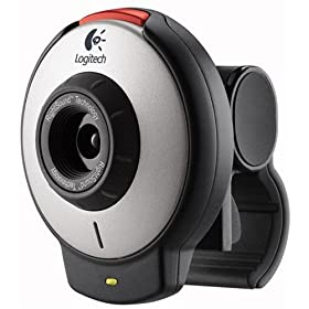 51Lw0nD4k9L. SL500 AA280  Logitech QuickCam (960 000010) for Notebooks   $22 Shipped