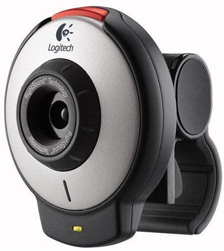 Logitech Quickcam For Notebooks (Silver)