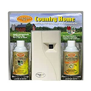 ZEP 32-1968CV Flying Insect Repellent/Odor Kit (Discontinued by Manufacturer)