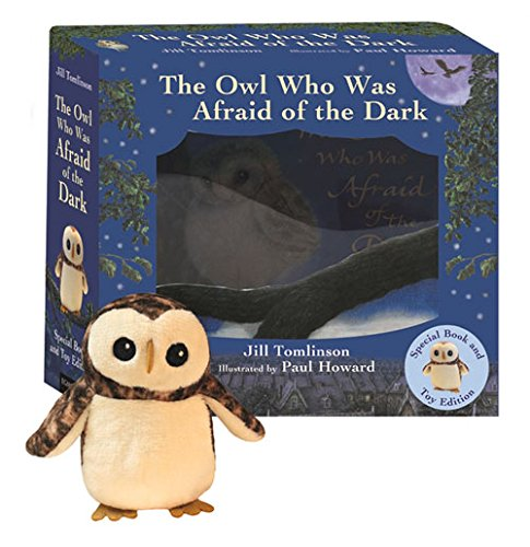 The Owl Who Was Afraid of the Dark Book and Plush Gift Set