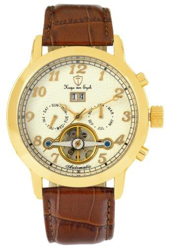 Hugo von Eyck orologio da uomo automatico Zepheus HE109-275