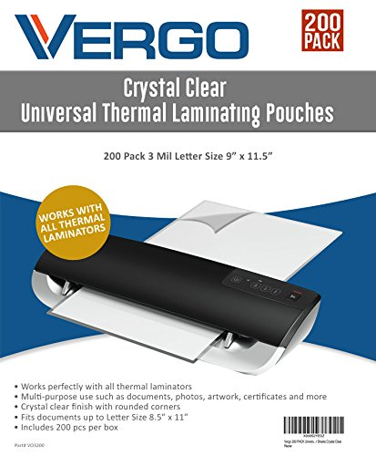vergo-200-pack-universal-thermal-laminating-pouches-3-mil-letter-size-9-x-115-lamintor-sheets-crysta