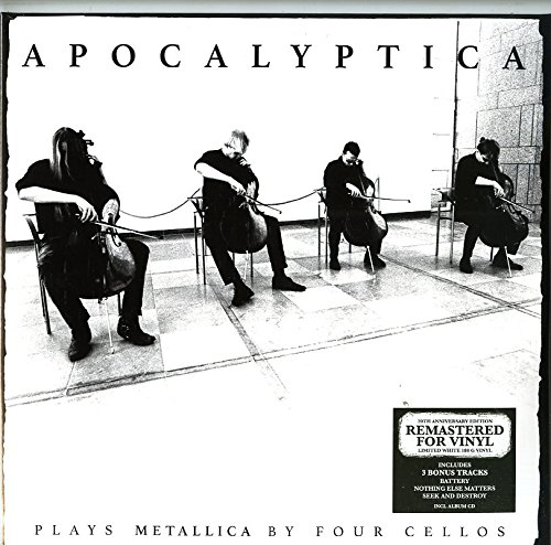 Plays Metallica by Four Cellos (3 LP)