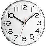 TFA Dostmann 60.3017 Horloge murale (Blanc)