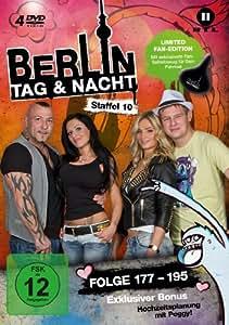 berlin tag nacht staffel 10 folge 177 195 4 discs limited edition prashant. Black Bedroom Furniture Sets. Home Design Ideas