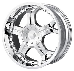 Ion Alloy 191 Chrome Wheel (20×9″/10×114.3mm)