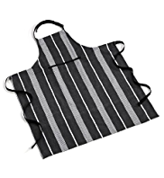 Striped Kitchen Apron