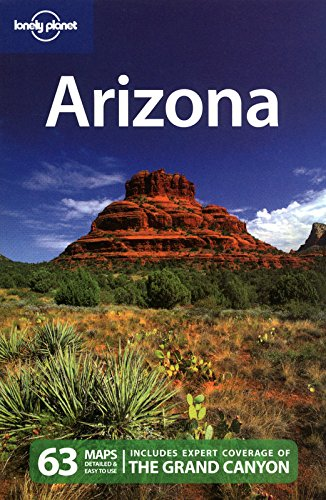 Lonely Planet Arizona (Travel Guide) front-982033