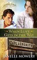 When Love Gets in the Way (Thorndike Press Large Print Christian Romance Series)
