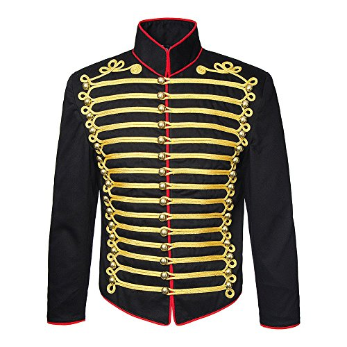 Phaze-Mens-Hussar-Military-Jacket