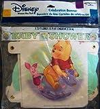 Disney Winnie the Pooh Baby Shower Banner