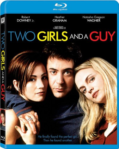 Two Girls and a Guy / マンハッタン恋愛事情 北米版ブルーレイ [Blu-ray]  [Import]