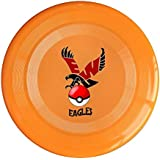 YFF Frisbee YFF Eastern Washington Eagles EWU Eagles 150 Gram Ultimate Sport Disc Frisbee Yellow