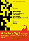 A Factory Night (Once Again) (NTSC) [DVD]