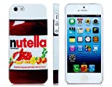 Allcase® Boîtier en plastique de Nutella au four de finition de protection pour iPhon
