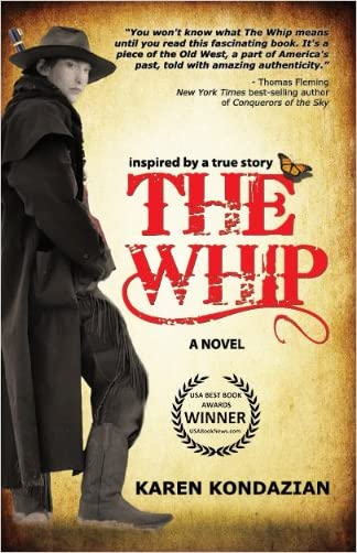 The Whip : Inspired by the story of Charley Parkhurst