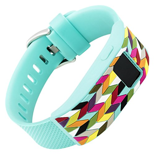 French Bull - Fitbit Charge HR slim designer sleeve