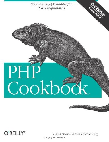 Php Cookbook: Solutions And Examples For Php Programmers front-803975