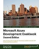 Microsoft Azure Development Cookbook: Second Edition