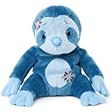 Tatty Teddy & My Blue Nose Friends Snoozy The Sloth Sits 4-Inch Tall Soft Toy