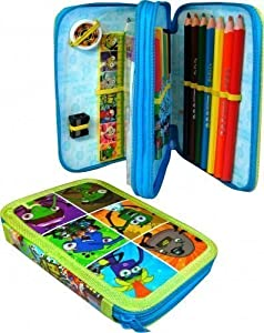 Bin Weevils Stationery Character Filled Pencil Case