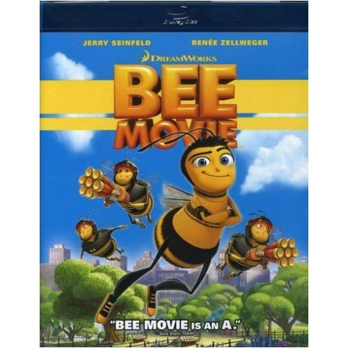 Cover art for  BEE MOVIE