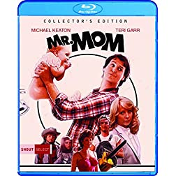 Mr. Mom [Blu-ray]
