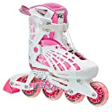 Roller Derby Web Stinger Adjustable Girl's Inline Skates ~ Roller Derby