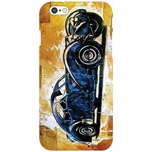 Apple iPhone 6 Luxury Car Matte Finish Phone Cover