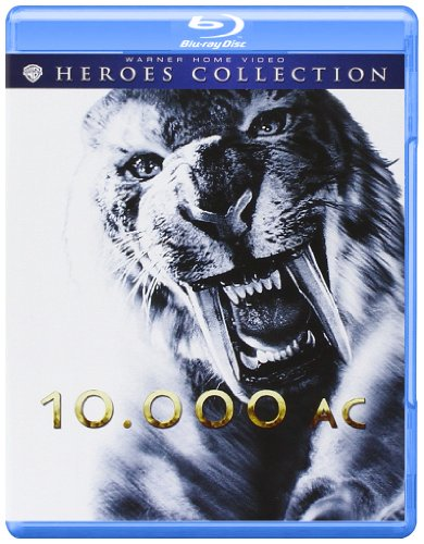 10.000 Ac [Blu-ray] [IT Import]