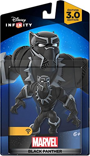 Disney Infinity 3.0 Marvel Black Panther Hybrid Toy