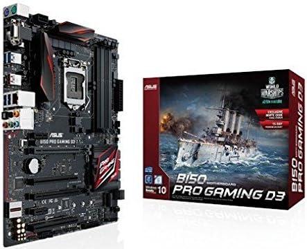 ASUSTeK Intel B150搭載 第6世代Core i7(Socket LGA1151)対応 マザーボード B150 PRO GAMING 【ATX】